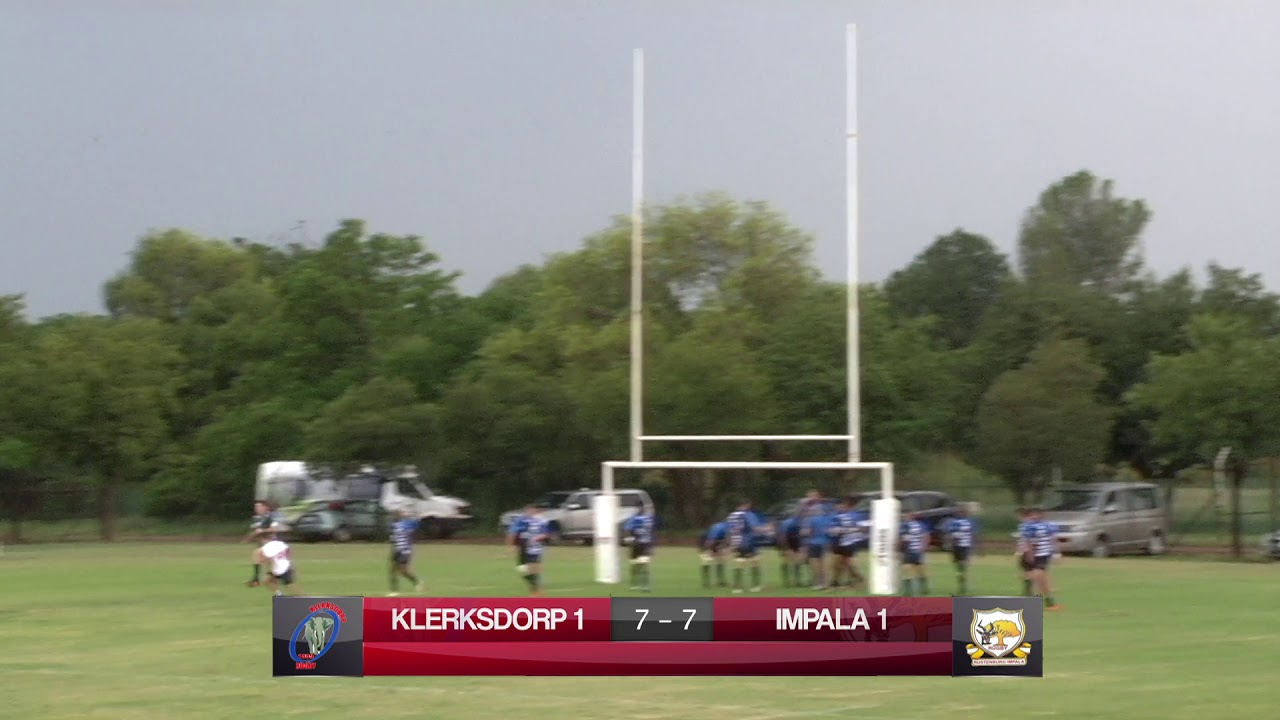 Klerksdorp Vs Impala