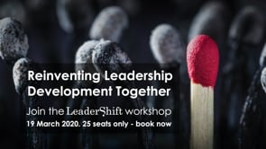 Reinventing Leadership | EVENT PROMO
